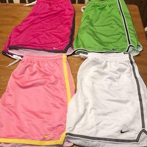 Nike Shorts - NWOT Nike Women's Ball Shorts Size Large